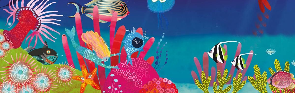 Magical Underwater Activity Book
