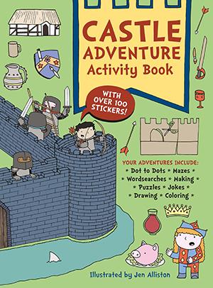 US_Castle Adventure Activity Book