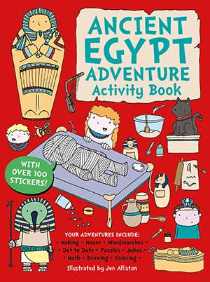 US_Ancient Egypt Adventure Activity Book